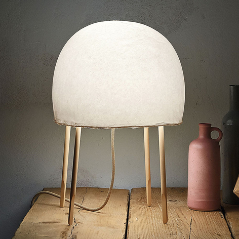 Foscarini Kurage tafellamp van Washi-papier