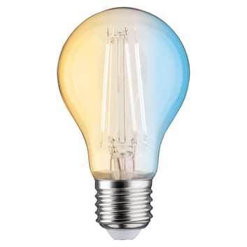 Paulmann LED filament lamp E27 7W ZigBee CCT