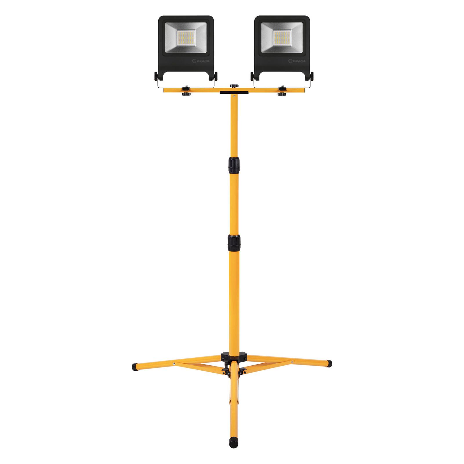 LEDVANCE Value 3Pod LED-Baustrahler, zweiflammig