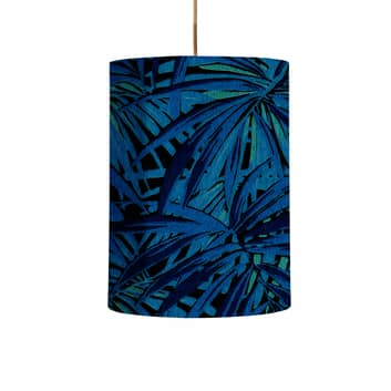 EBB & FLOW Leaves electric 40cm, tornito/argento
