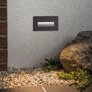 Paulmann Long -LED-seinäuppovalaisin ulkokäyttöön