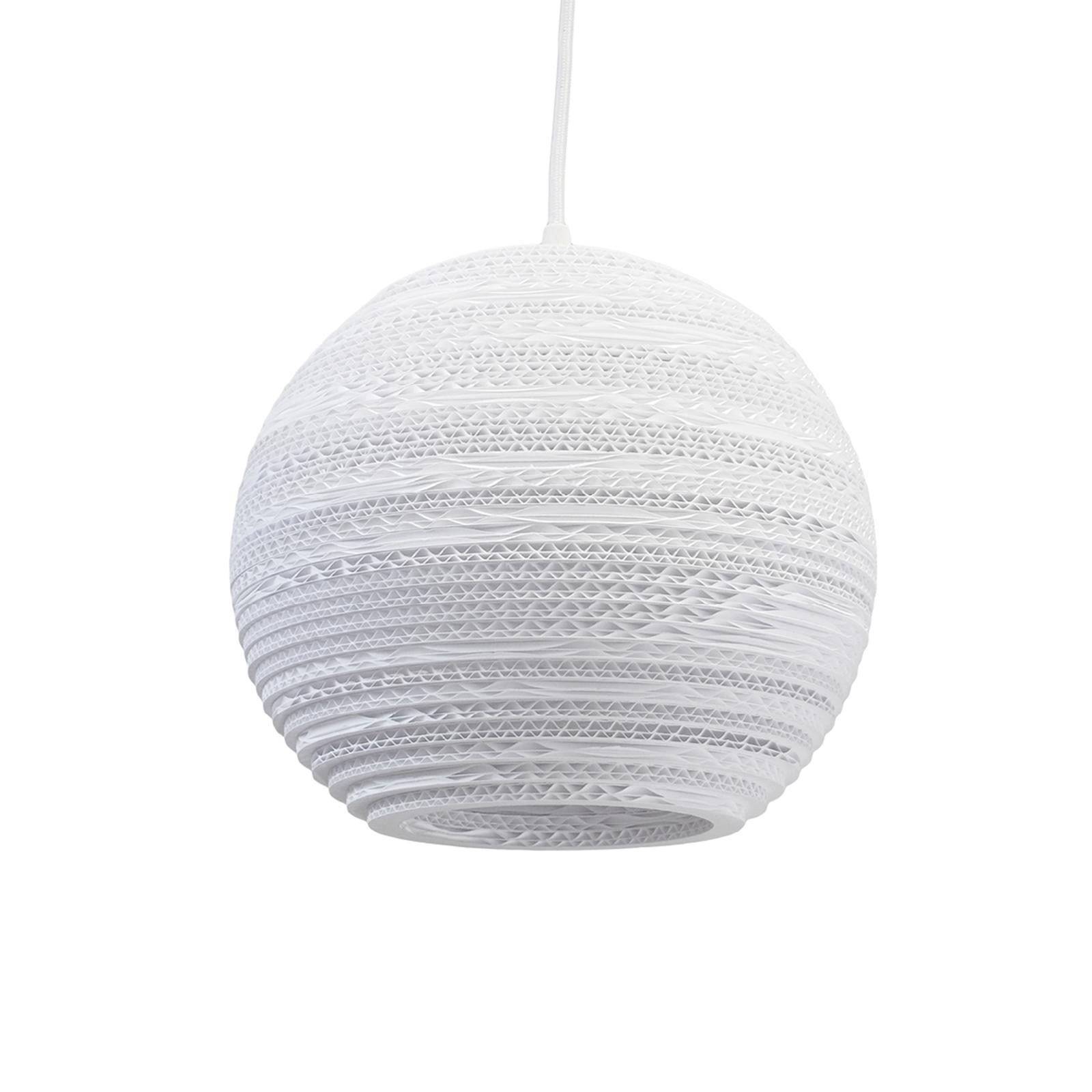 Kugelförmige Hängeleuchte Ball - Ø 26 cm