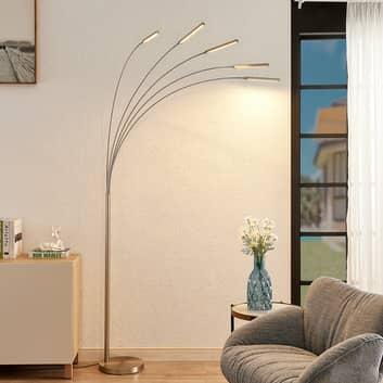 Lindby Feska LED-golvlampa