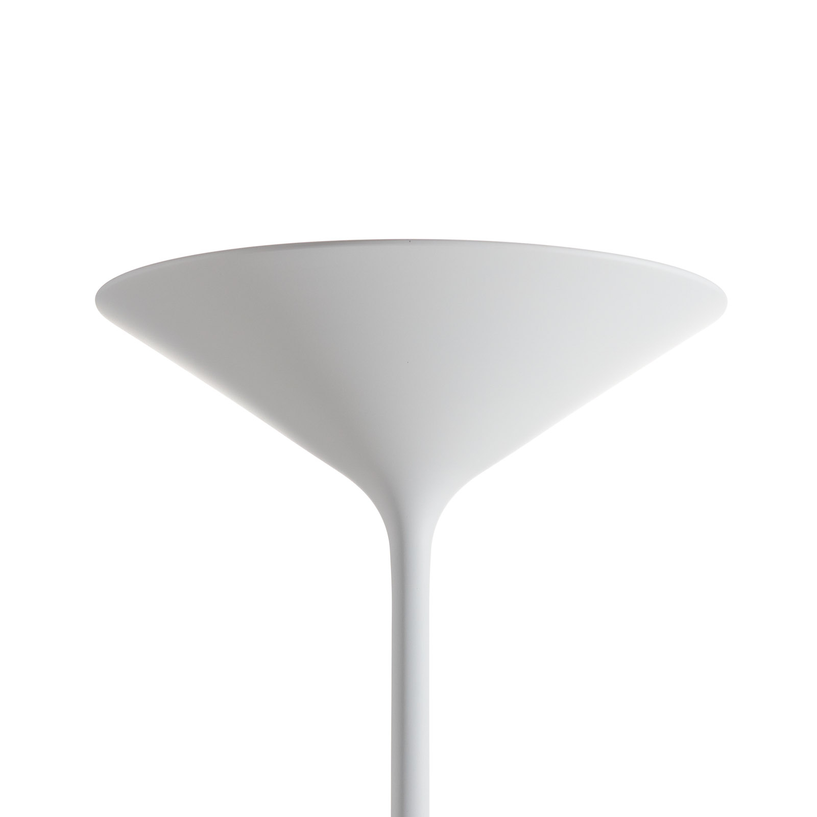 Rotaliana Dry LED-Stehleuchte, weiß matt