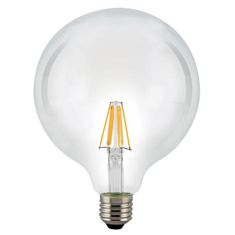 E27 7,5W 827 LED-globepære klar