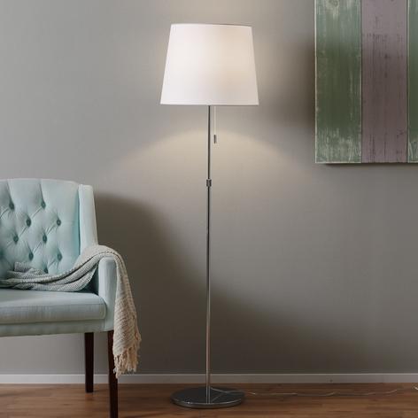 Villeroy & Boch Amsterdam tekstil gulvlampe hvid