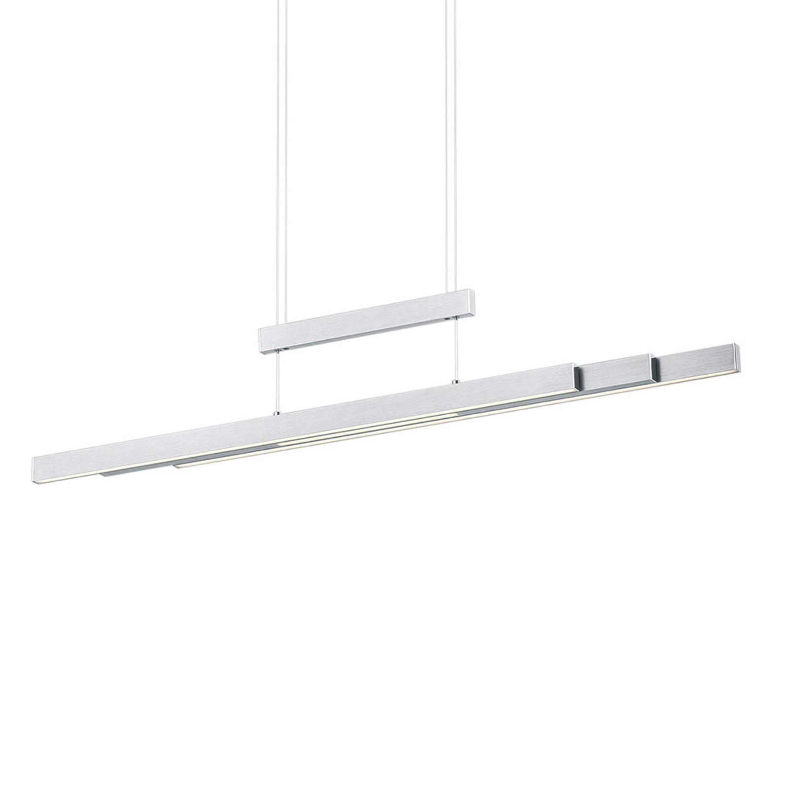 Suspension LED Trajan, 2700 - 5000K, nickel mat
