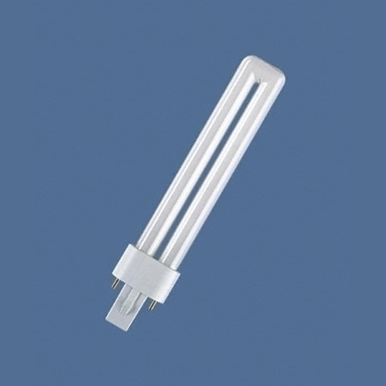 G23 9W 827 Kompaktleuchtstofflampe Dulux S