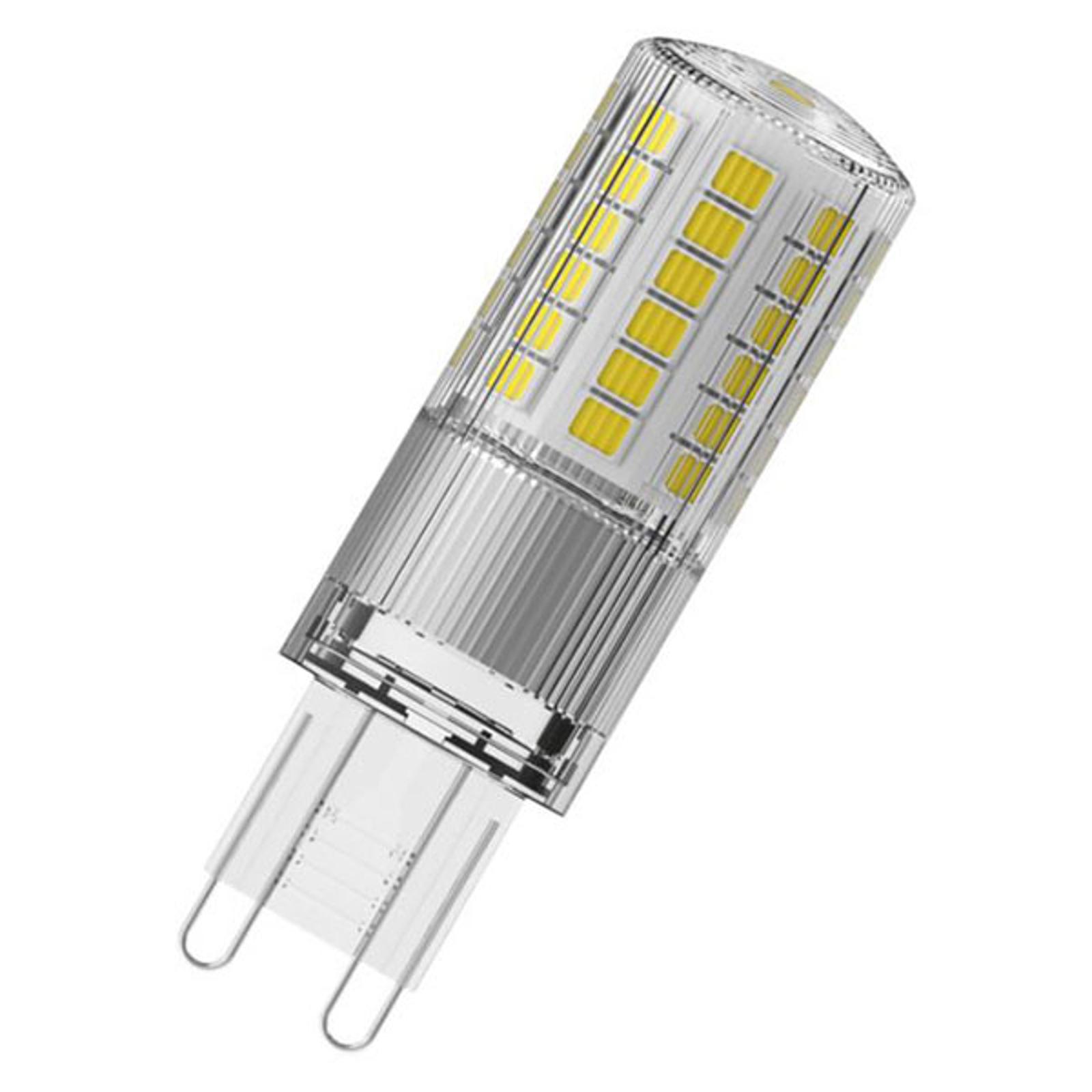 OSRAM ampoule LED G9 4W 2700K transp 3-Step-dim