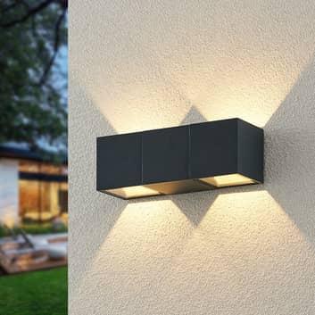 ELC Vanda applique d'extérieur LED, anthracite