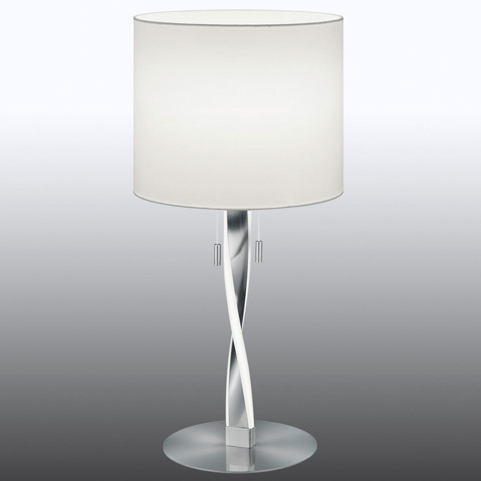 Lampe à poser ultra-moderne Nandor avec LED