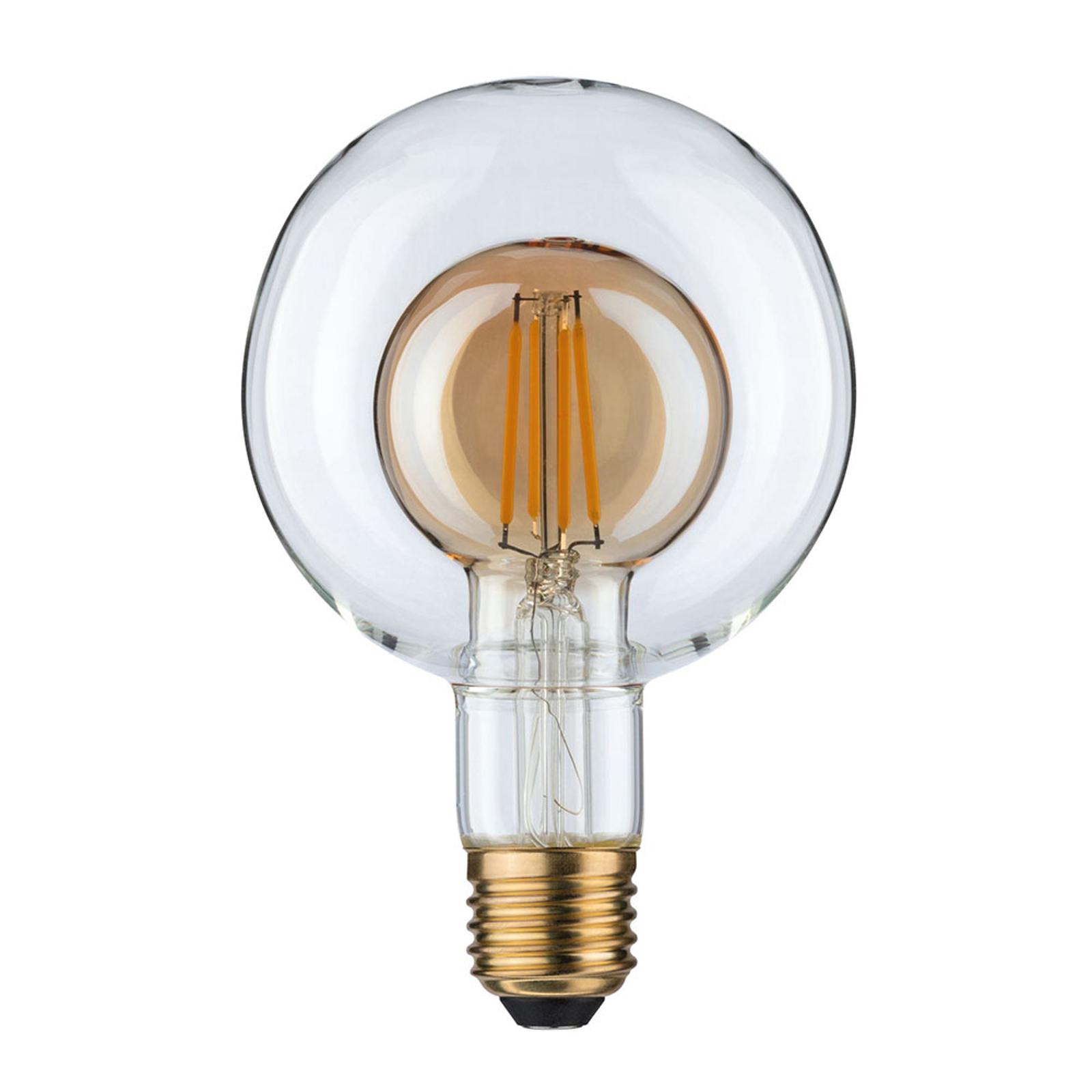 Paulmann globe LED E27 Inner Shape G95 4W doré