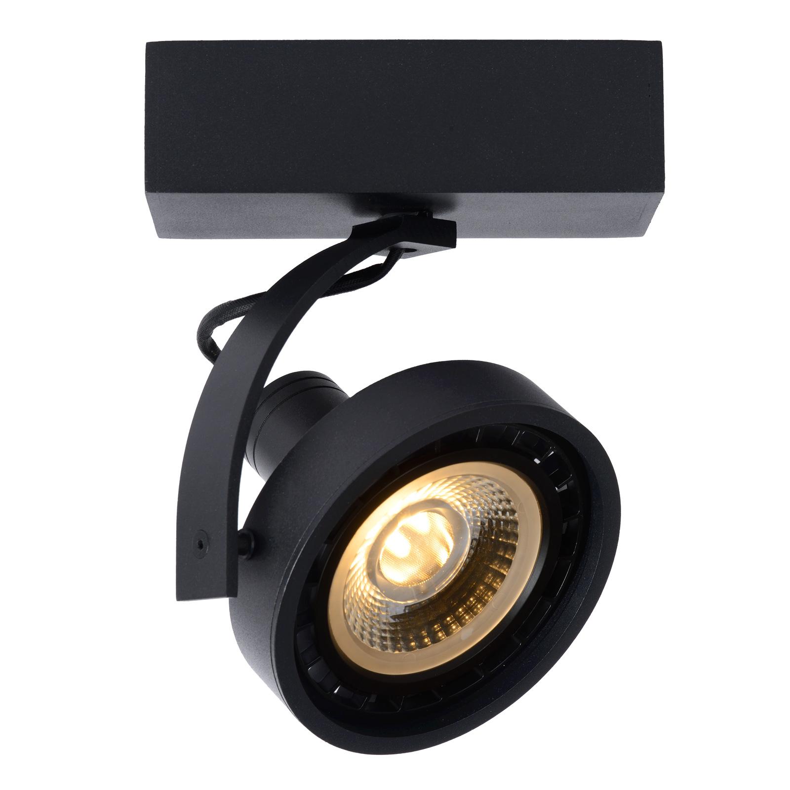 LED-Deckenstrahler Dorian, einflammig, dim to warm