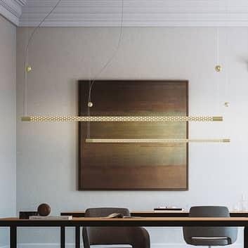 Rotaliana Squiggle H8/H9 lampa wisząca LED pozioma