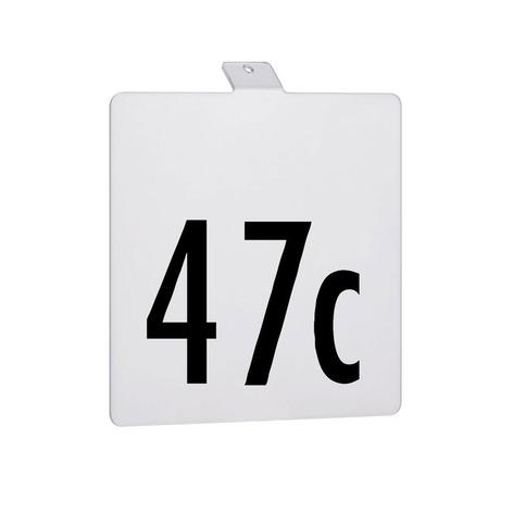 Paulmann Hausnummer für LED-Solarleuchte Soley