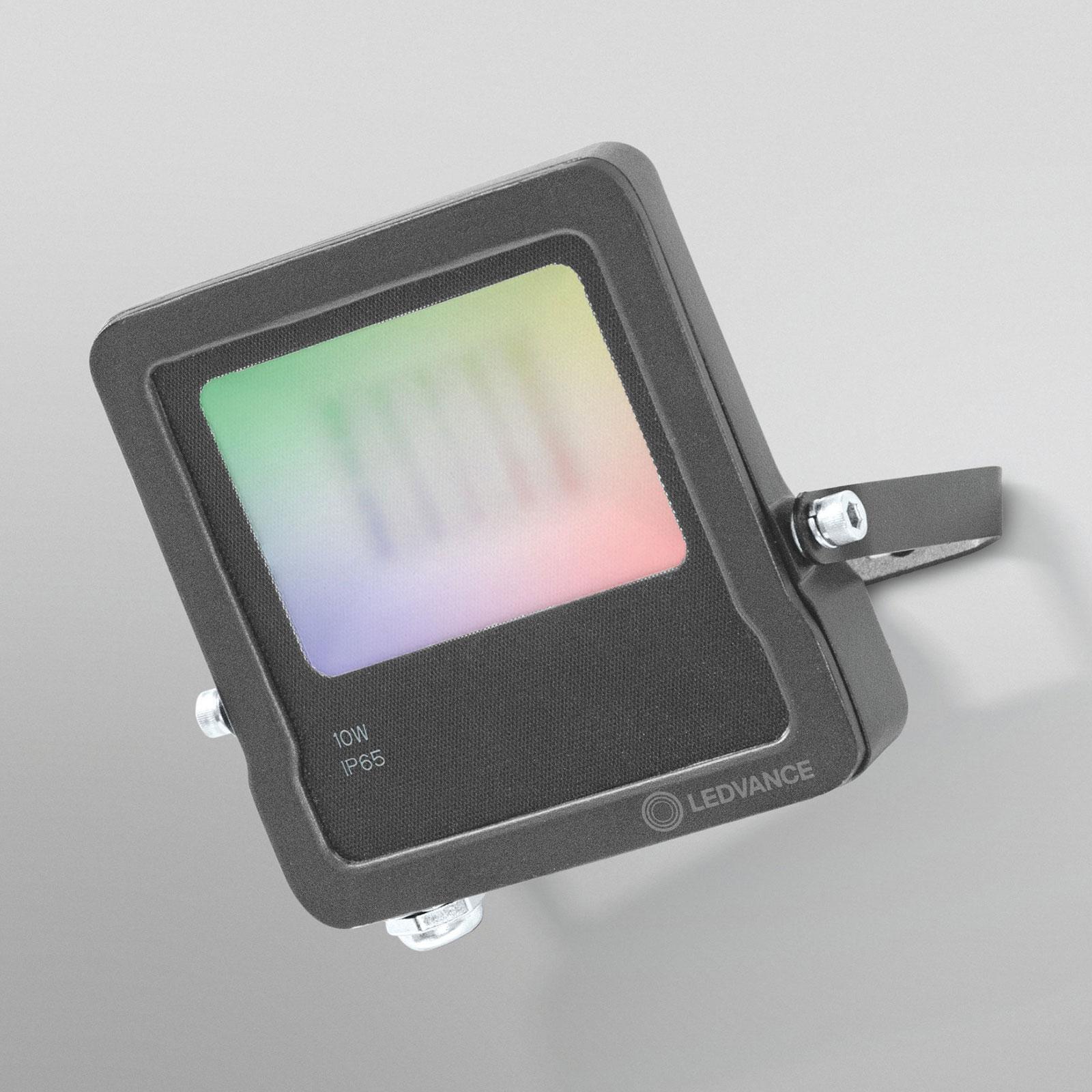 LEDVANCE SMART+ WiFi Flood wandspot RGBW 10W