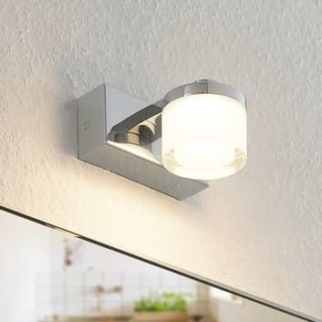 Arcchio Kejan LED-væglampe, IP44, 1 lyskilde