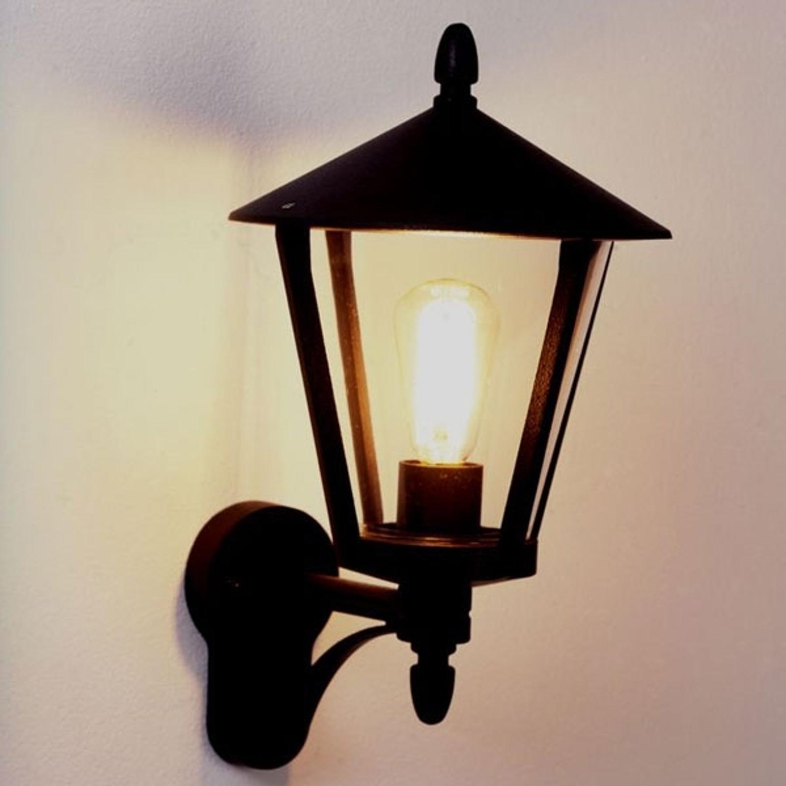 Stylowa zewnętrzna lampa ścienna 668 S
