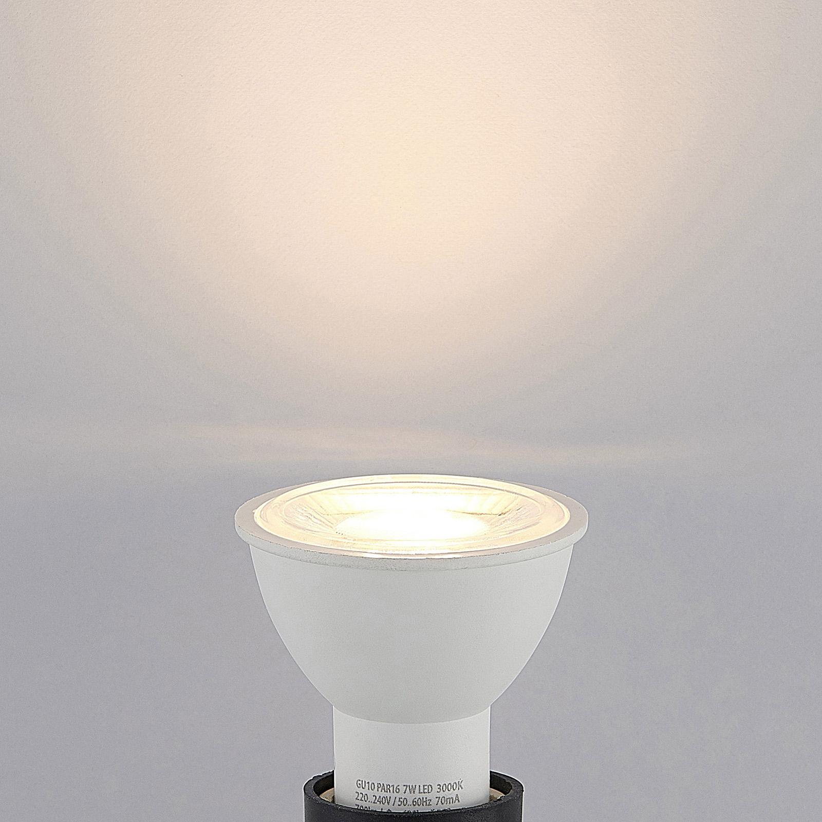 LED-reflektor GU10 7 W 3 000 K 38°