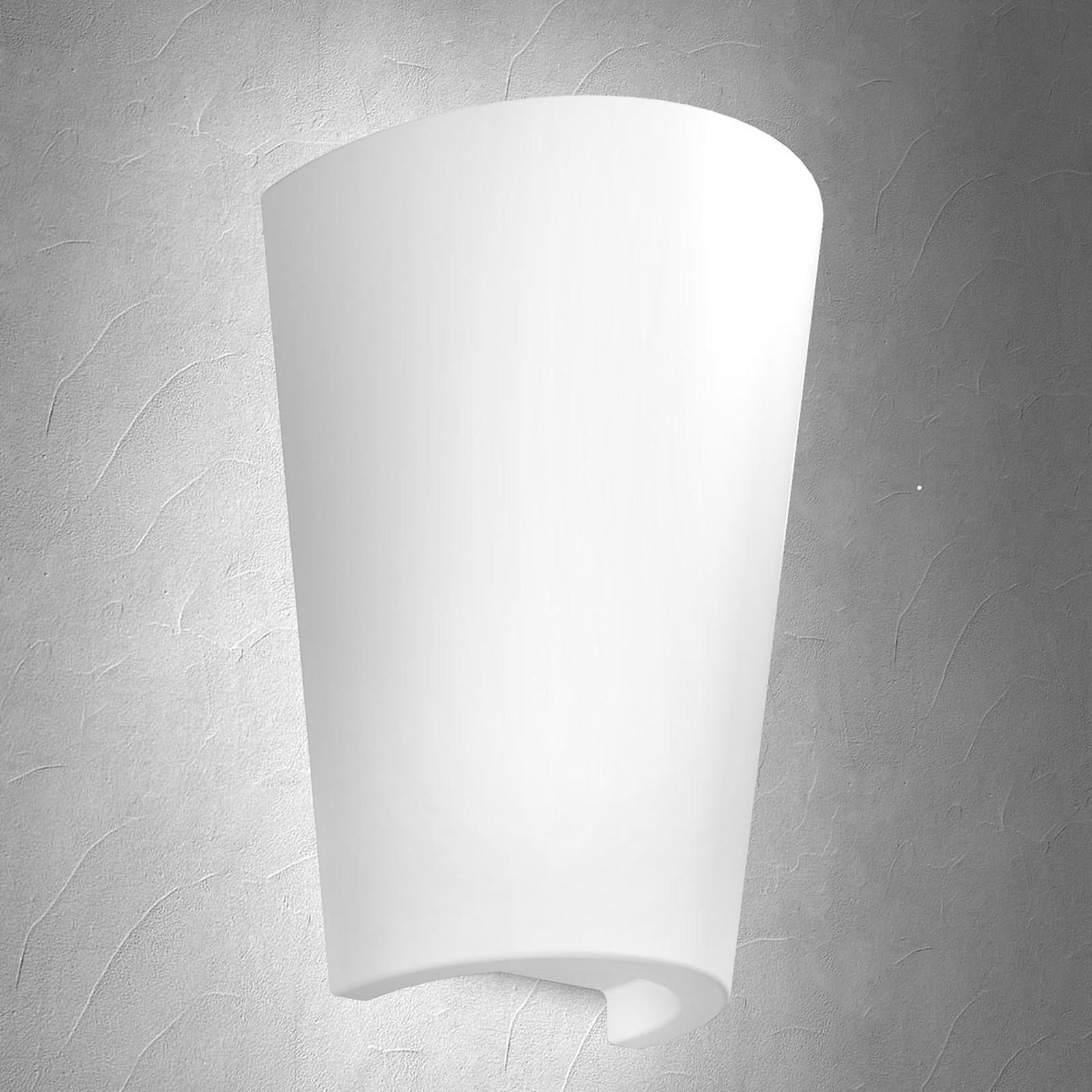 Buitenwandlamp Teja - een lichtgevende plantenbak
