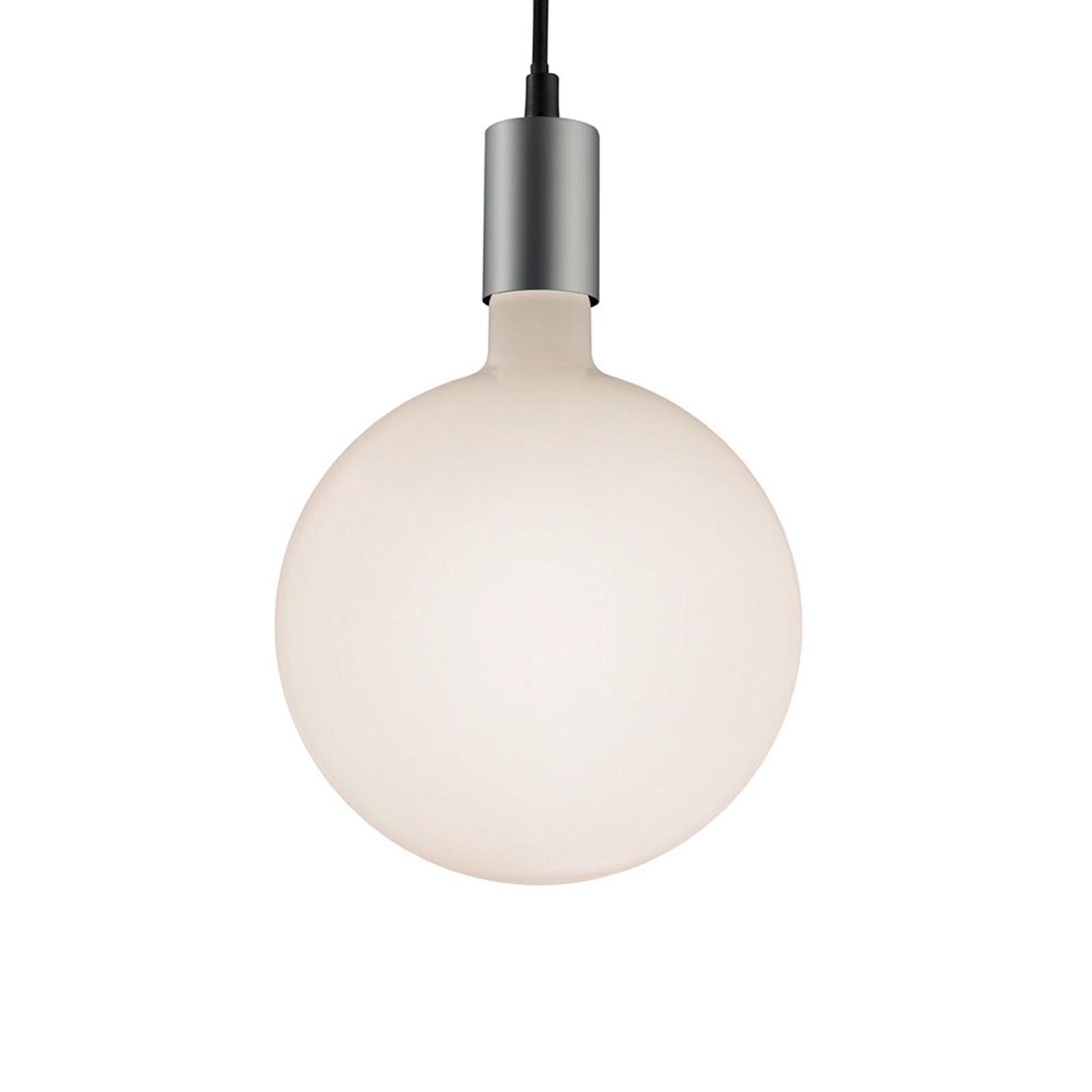 WiZ E27 LED-globepære 6,5 W 650lm dimbar CCT matt