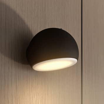 Arcchio Davir LED-Wandlampe, tragbar Akku schwarz