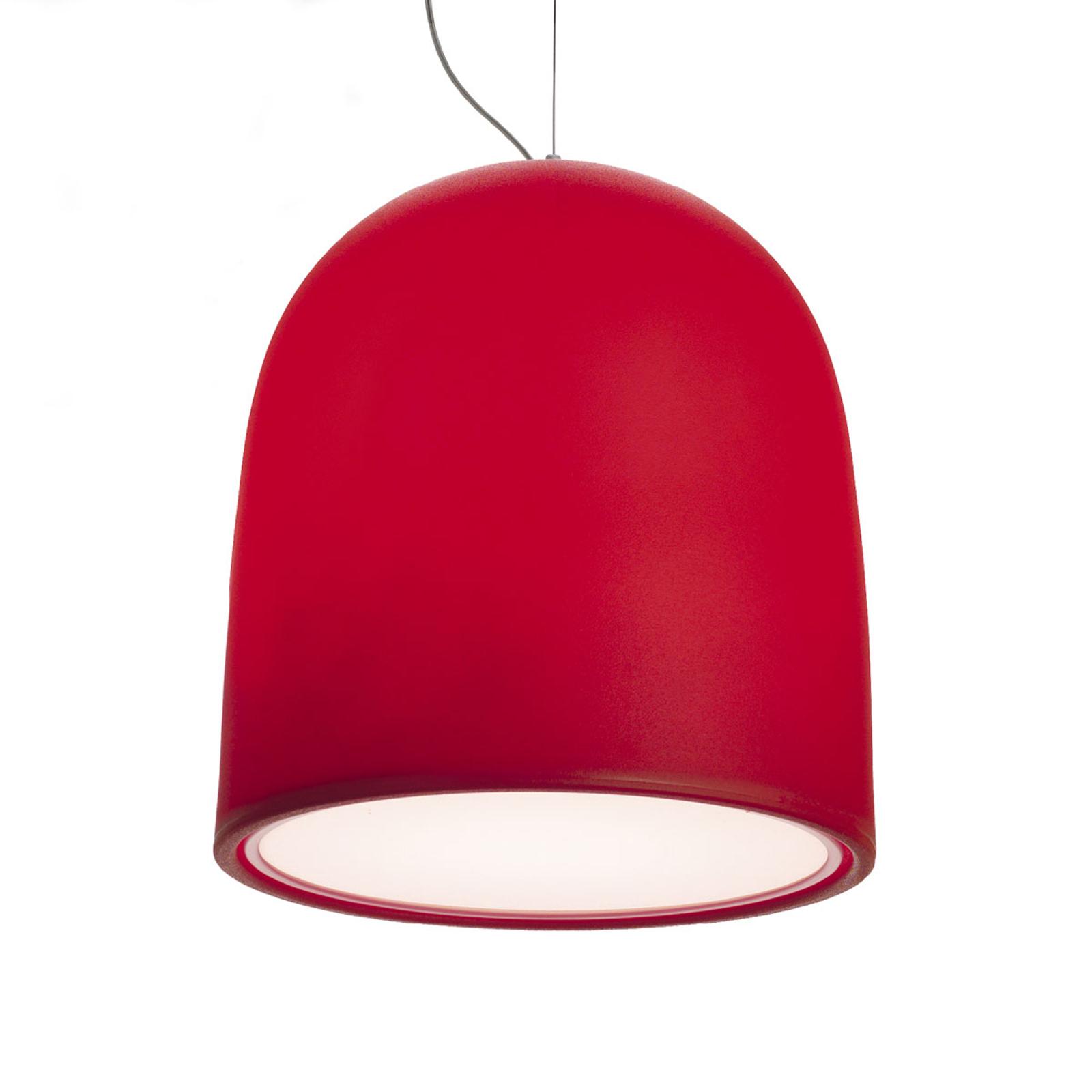 Modo Luce Campanone hanglamp Ø 51 cm rood