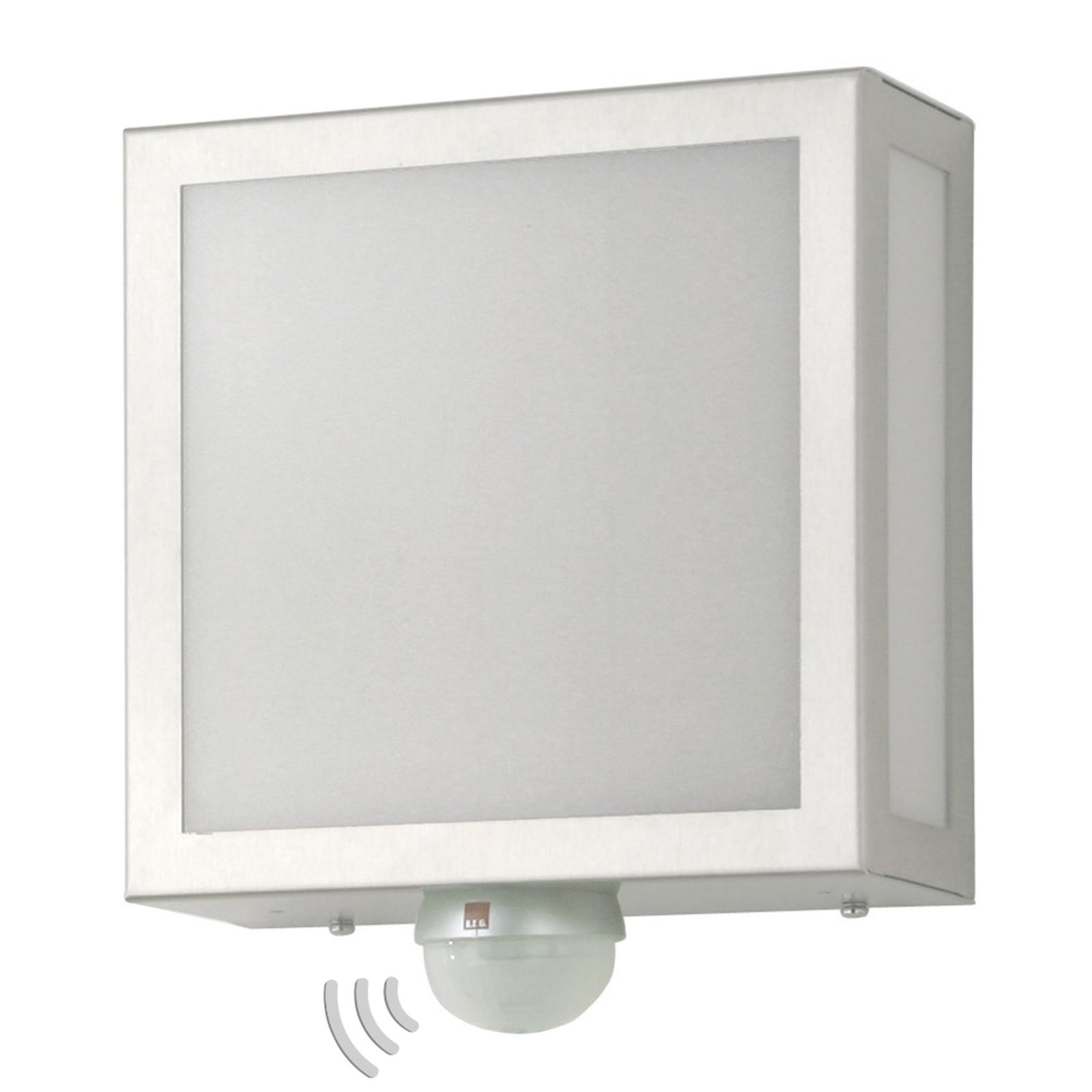 Buitenwandlamp MARTIN met bewegingssensor