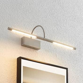 Lucande Fehmke LED světlo nad obraz, nikl