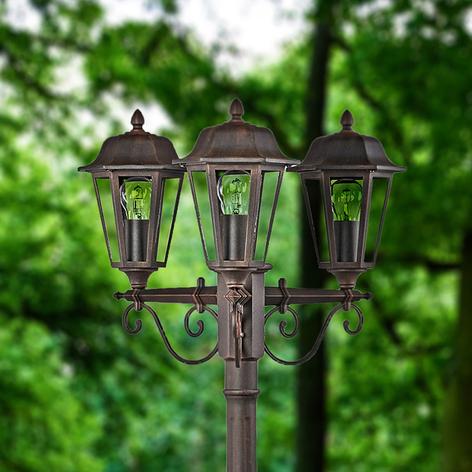Elegante kandelaber Lamina, 3-lichts