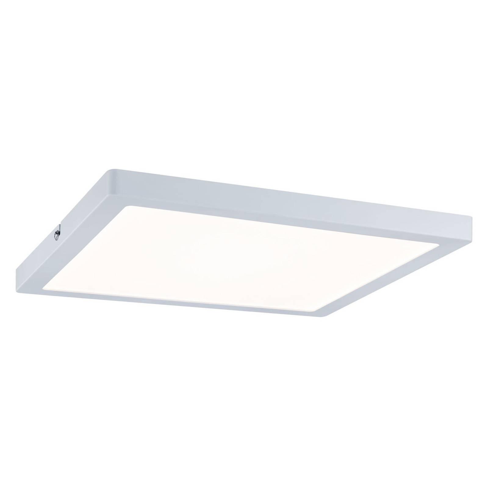 Paulmann Atria LED plafondlamp 30x30 cm wit mat
