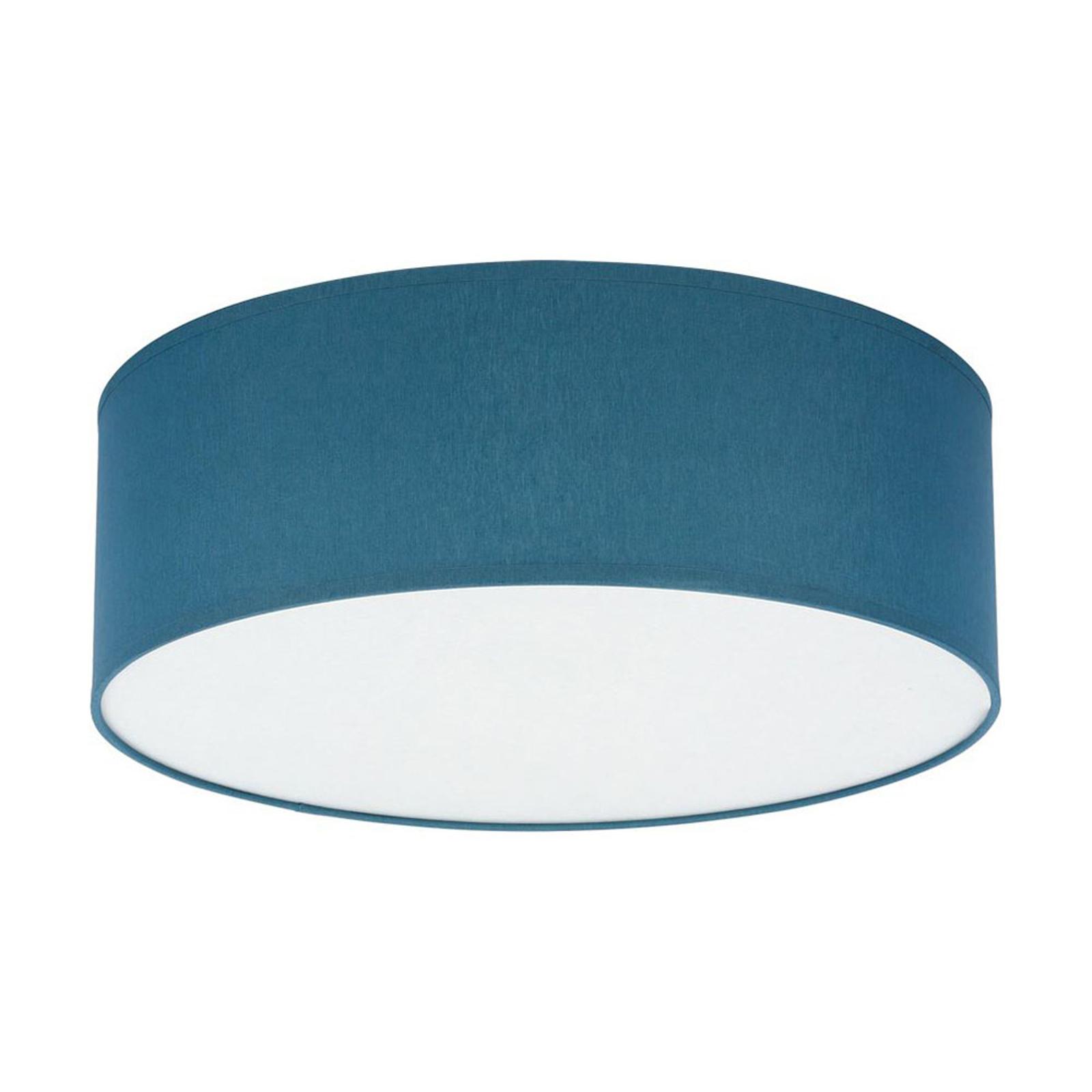 Deckenleuchte Rondo, blau, Ø 38 cm