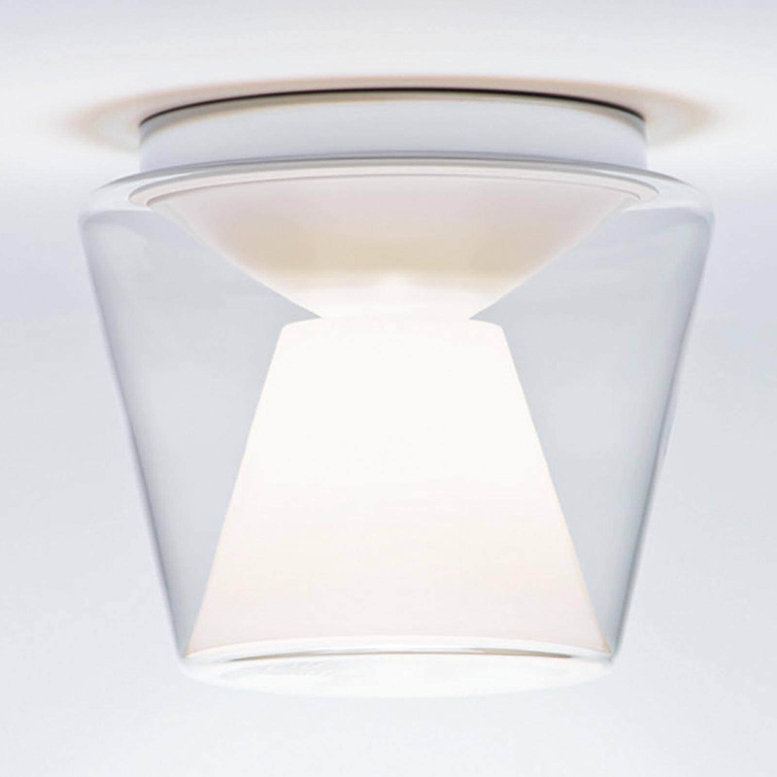 Mundblæst LED designer loftslampe Annex