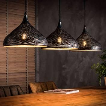 Hanglamp Punchray, 3-lamps