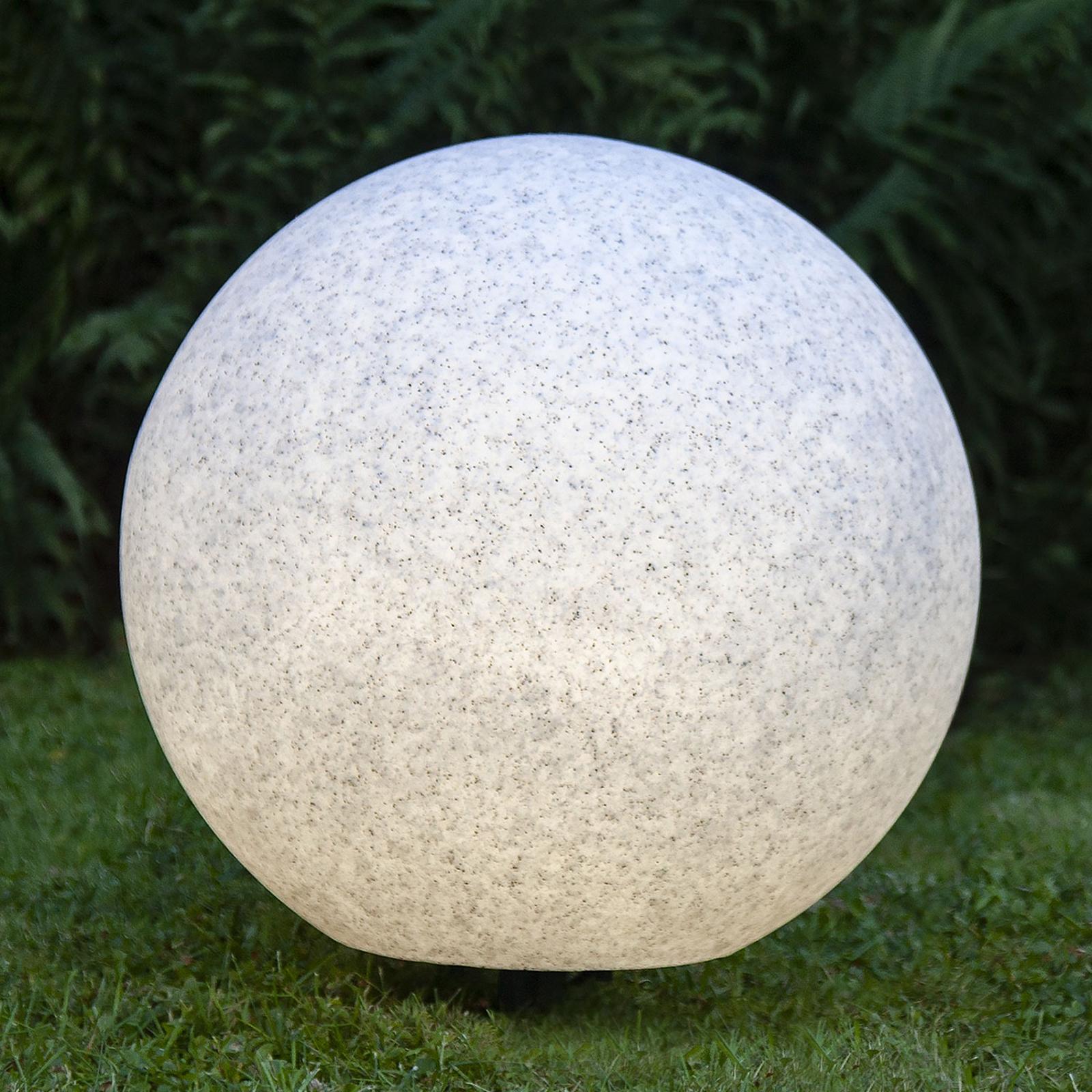 Terassivalaisin Gardenlight, pallo., Ø 50 cm