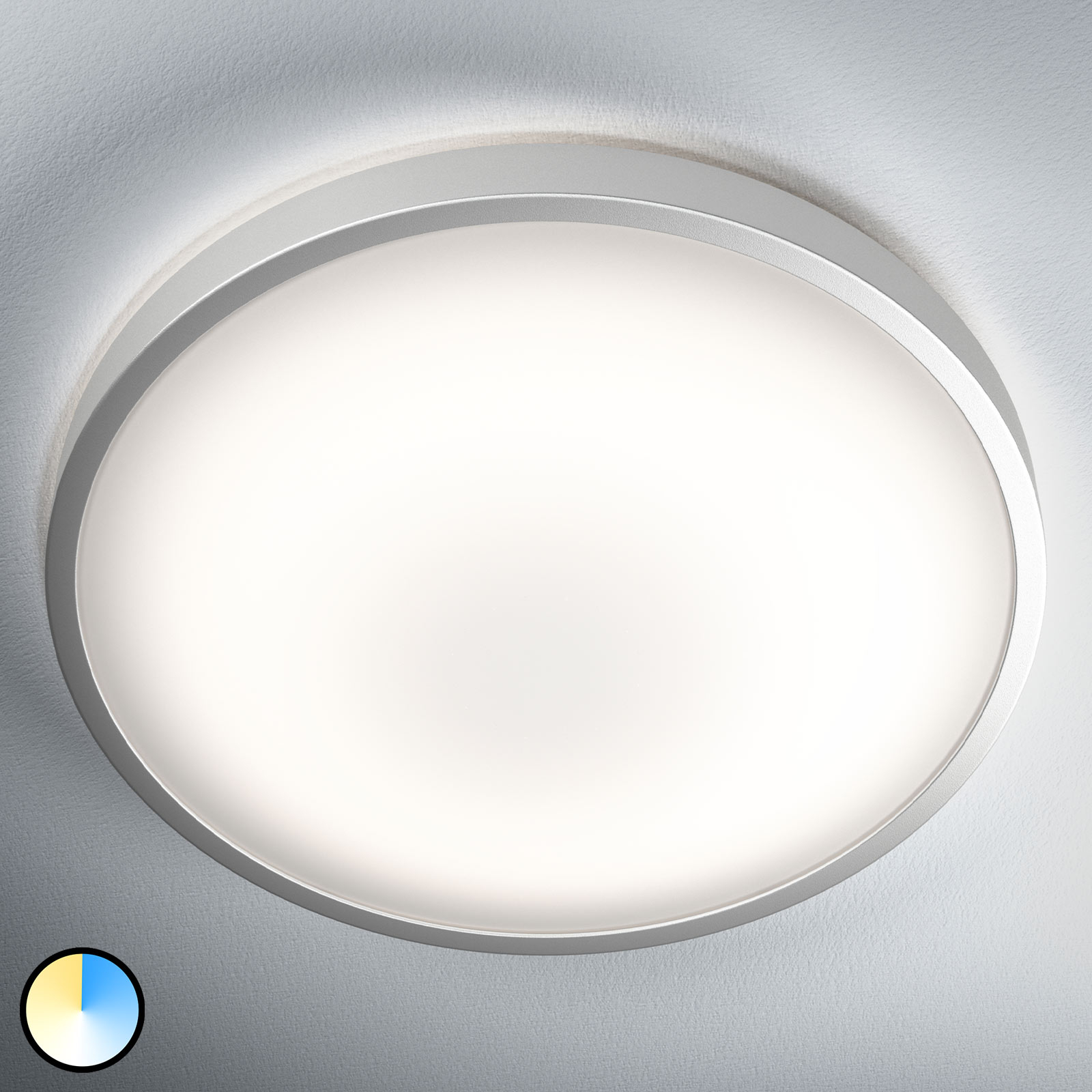LEDVANCE Orbis LED-taklampe 40 cm Click-CCT