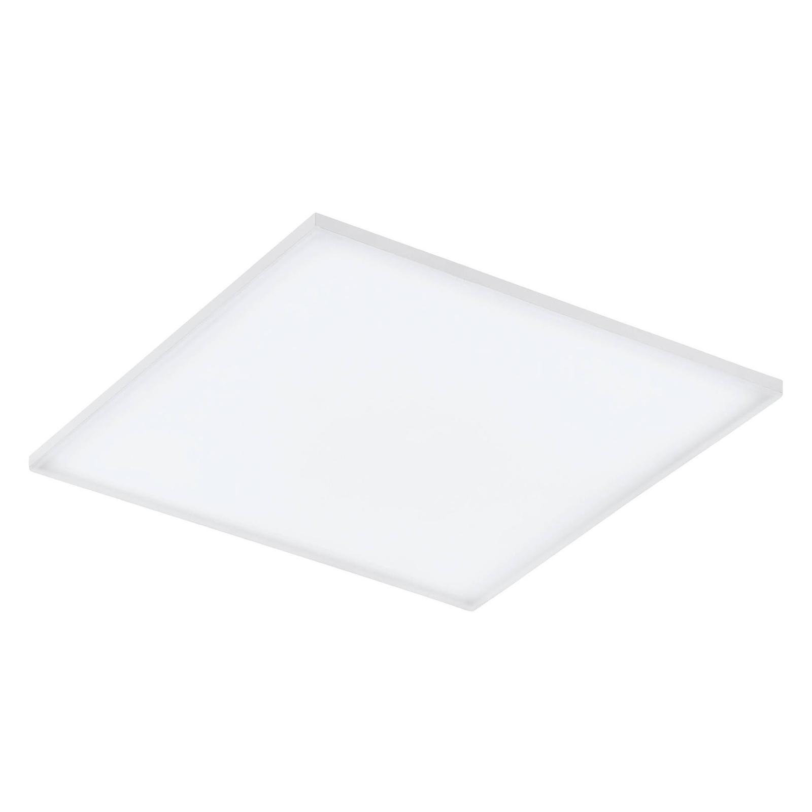 EGLO connect Turcona-C LED-taklampe 60x60 cm