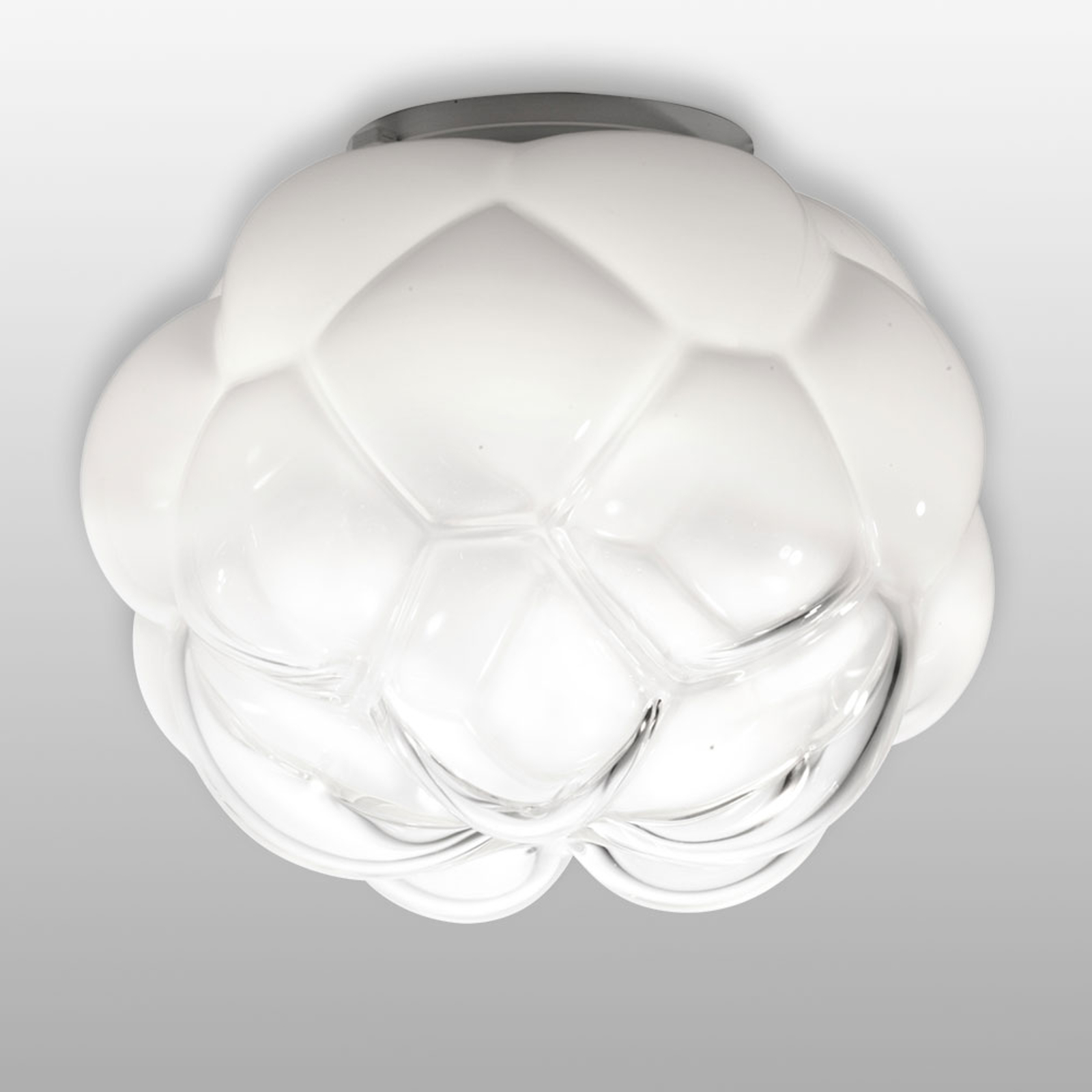 Fabbian Cloudy - LED-Deckenlampe Wolkenform 40 cm
