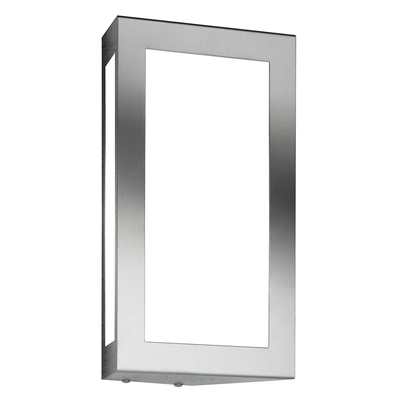 Vierkante buitenwandlamp Long, zonder sensor