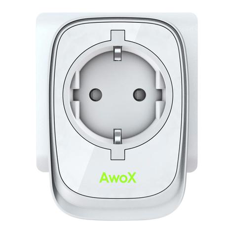 AwoX SmartPLUG gniazdo wtykowe + Bluetooth