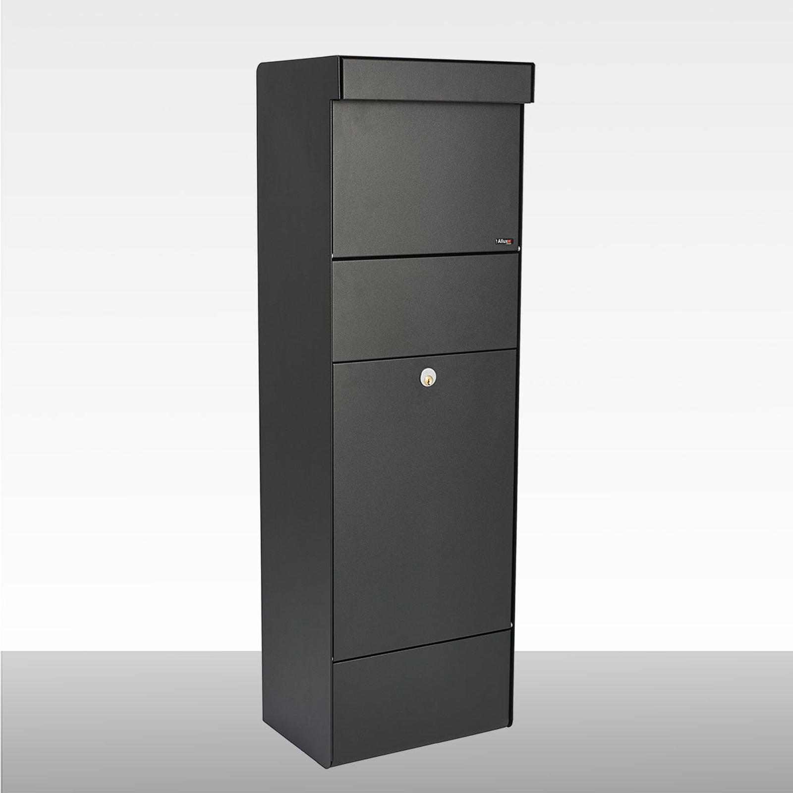 Tilava pakettipostilaatikko Grundform Parcel