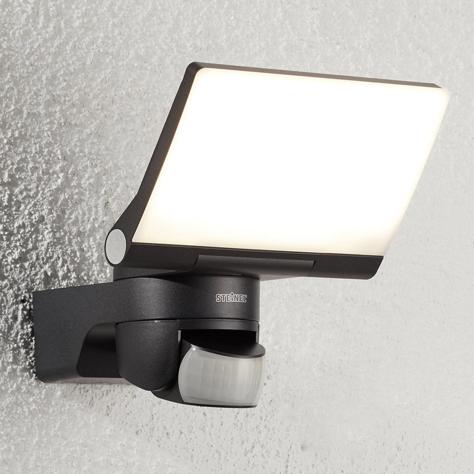 STEINEL XLED Home 2 sensor utespot, grafitt