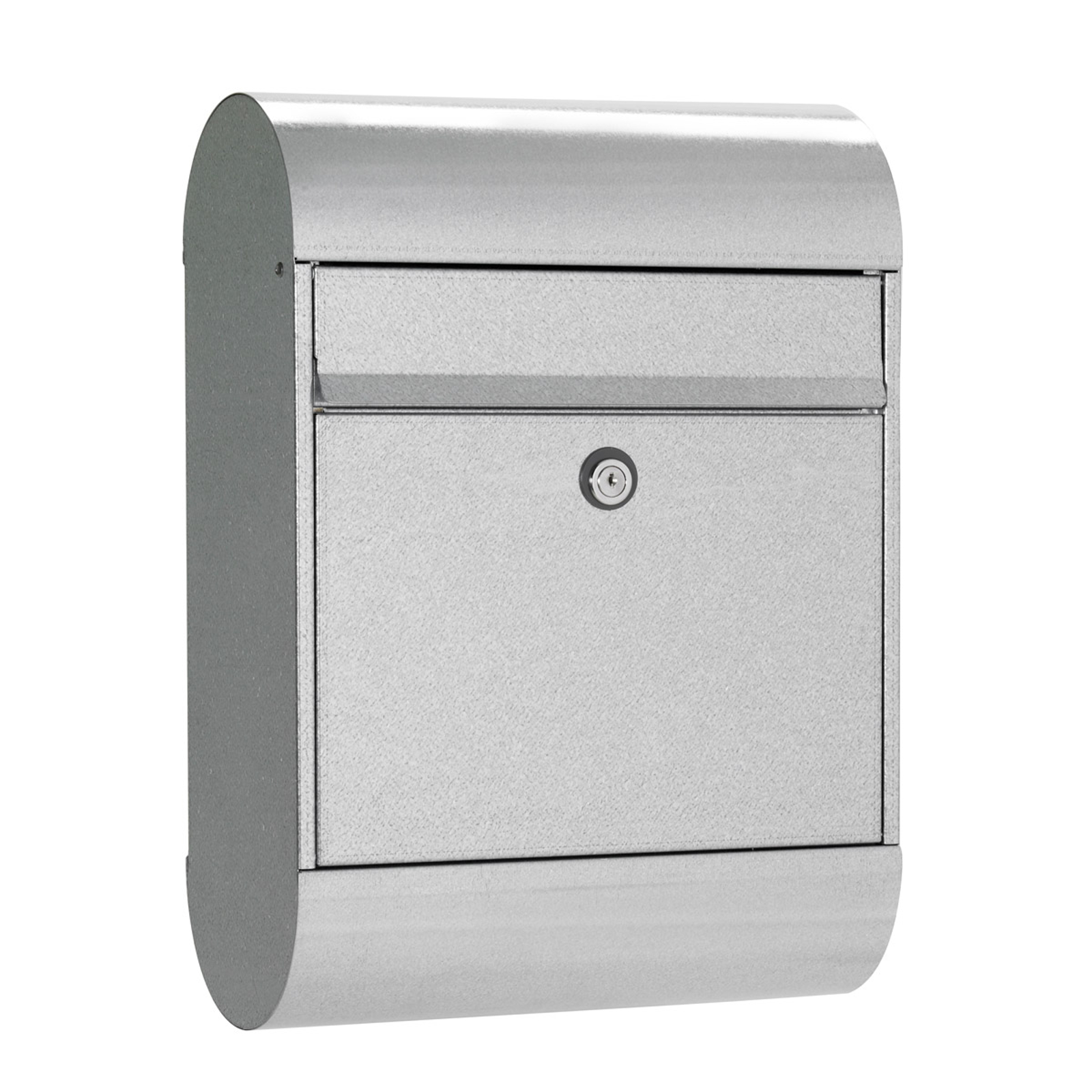 Skandinavisk postkasse 6000, stål