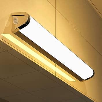 LED-vägglampa 511106 för spegel, med strömbrytare