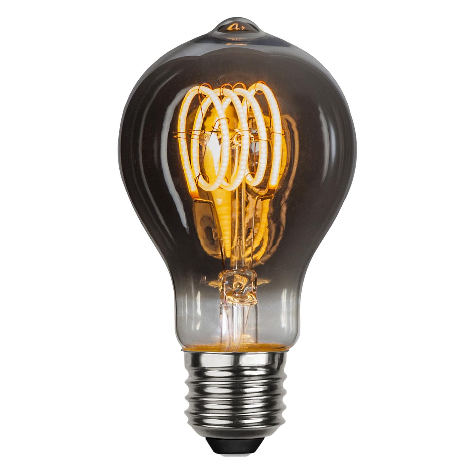 LED-Lampe E27 3,7W 2.100K Heavy Smoke Filament