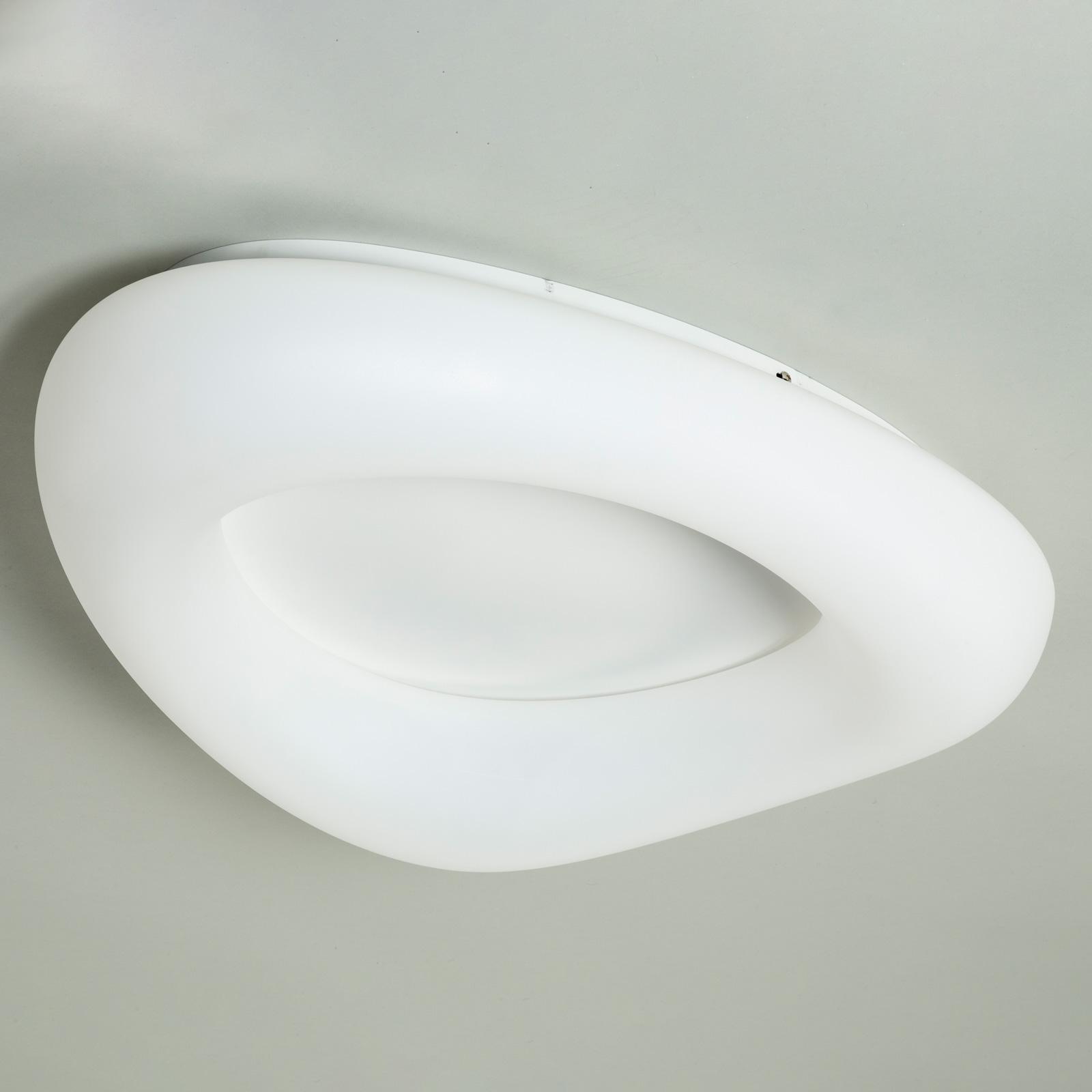 LED-taklampa Lahti, dimbar i tre steg
