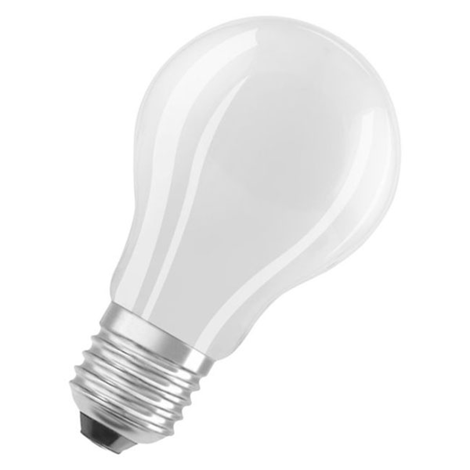 OSRAM Classic A LED-Lampe E27 4,5W 2.700K matt dim