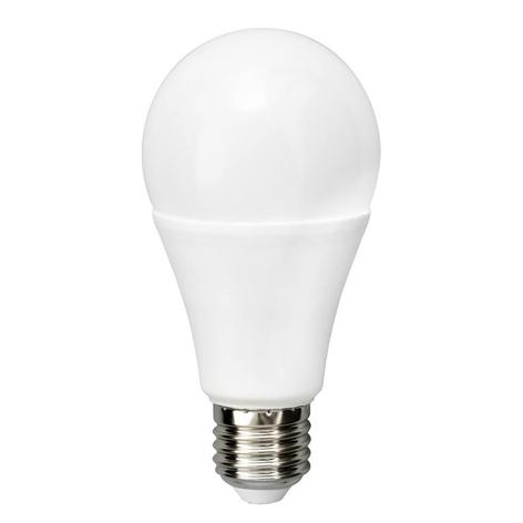 LED lamp E27 A65 12W 2.700K mat
