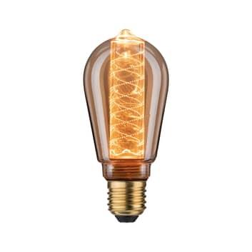 Paulmann LED-vintage ST64 spiral E27 3,6W 818 dim