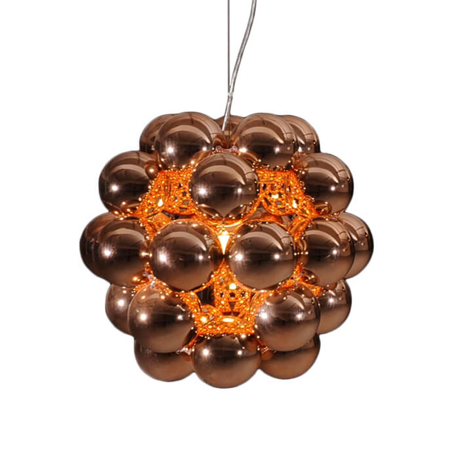 Innermost Beads Penta - suspension cuivre